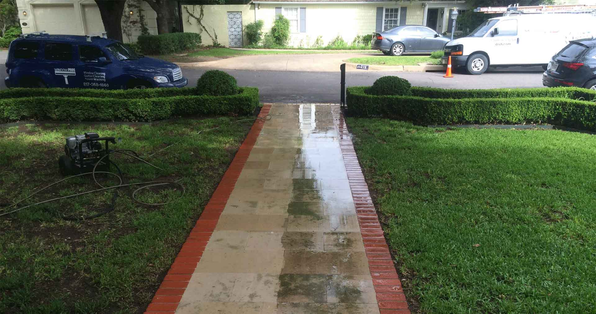Full Service Power Washing